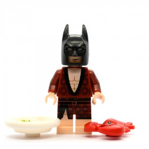 Lobster-Lovin Batman