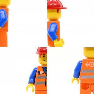 Train Construction Worker